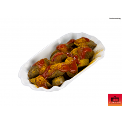 Vegane Seitan Bratwurst 10 Stück