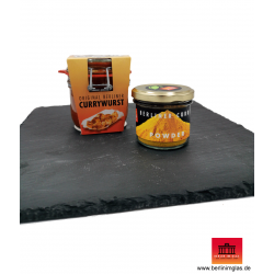 """2er Pack  Berliner Curry Pulver """"Curry at the Wall"""" im Glas"""